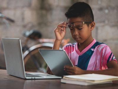 Español Online / niños de 11 años